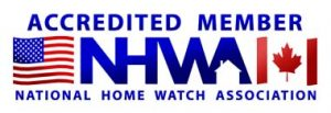 National Home Watch Association banner