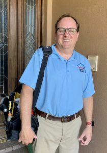 Bryan Smith, 1st Call Home Watch providing Palm Harbor Home Watch Services